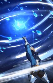 氷の騎士グスタフ必殺技