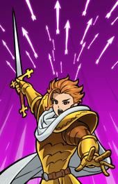 定めの王アーサースキル2