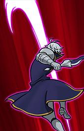 魔神族の精鋭エスタロッサスキル1