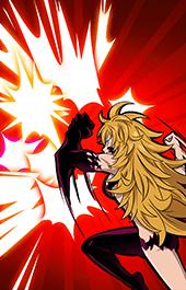 魔神族の精鋭デリエリスキル1