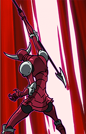 魔神族の精鋭ガランスキル1
