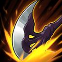 魔神族の精鋭ガラン特殊戦技