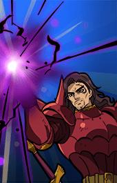 魔神族の精鋭フラウドリンスキル2