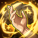 魔神族の精鋭グロキシニア特殊戦技