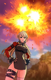 狂気の破壊者ロキシー必殺技