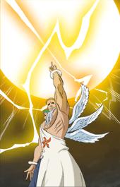 四大天使タルミエル必殺技