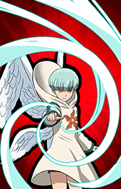 四大天使サリエルスキル2
