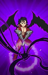 魔神王の代理ゼルドリススキル2