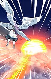 「閃光」の降臨リュドシエル必殺技
