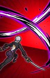 闇の中の刃モノスキル2