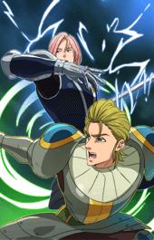 聖戦の騎士ハウザー合技
