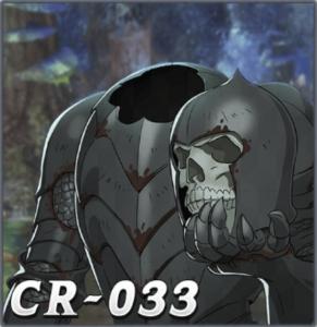 黒い骸骨騎士