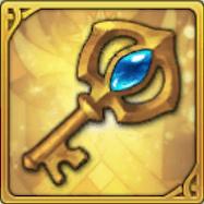 ゴールドダンジョンの鍵