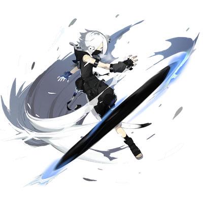 シラユキ昇進画像