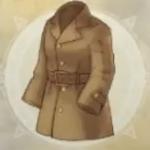 旅人のコート