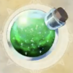 翡翠の煌水