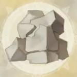 風化した石材