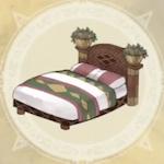 リゾートベッド