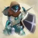 亡国の近衛鎧