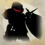 狂戦士の影