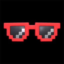 あつ森 ドットサングラスの入手方法と色パターン あつまれどうぶつの森 ゲームウィズ Gamewith