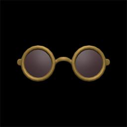 ちいさいサングラス黄黒