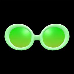 あつ森 レトロなサングラスの入手方法と色パターン あつまれどうぶつの森 ゲームウィズ Gamewith