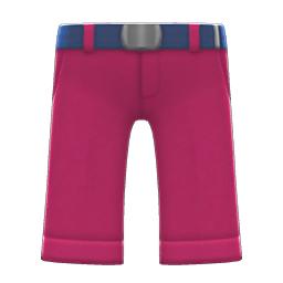 がくせいふくのズボン赤青