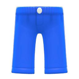 レインパンツ青青