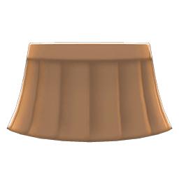 セーラーふくのスカート茶茶
