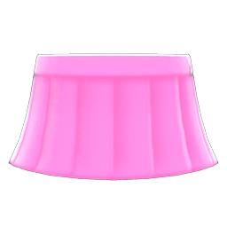 セーラーふくのスカートピンクピンク