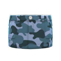 めいさいスカート青水