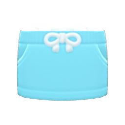 スウェットスカート水水