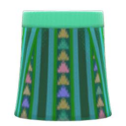 コルテ緑緑