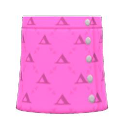 ケイトのスカートピンクピンク