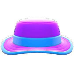 アウトドアハット紫水