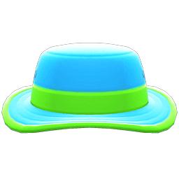 アウトドアハット水緑