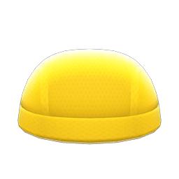 すいえいキャップ黄黄