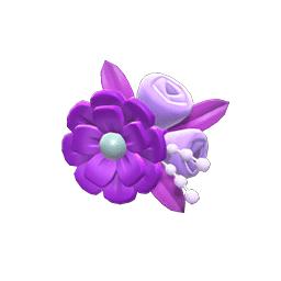 はでなかみかざり紫紫