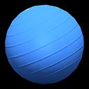 バランスボール青青