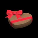 の ハート あつ チョコレート 森