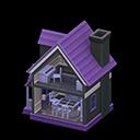 ドールハウス紫黒