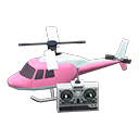 RC HelicopterPink