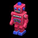ブリキのロボット赤青