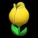 チューリップのビックリばこ黄緑