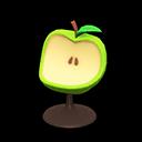リンゴのチェア緑黄