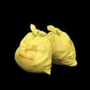 ゴミぶくろ黄黄