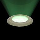 グランドライト緑緑