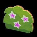 ハリボテのいけがき緑ピンク