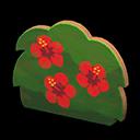 ハリボテのいけがき緑赤
